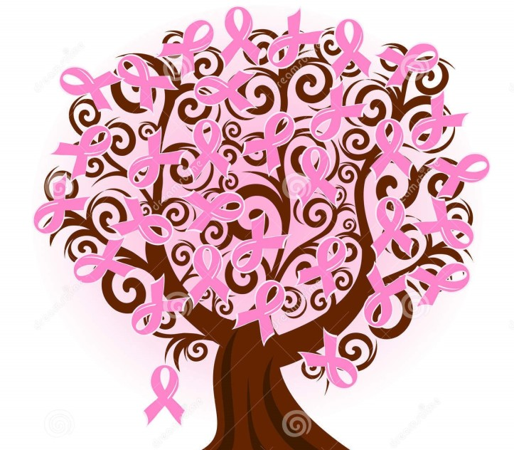 breast-cancer-pink-ribbon-tree-18366272
