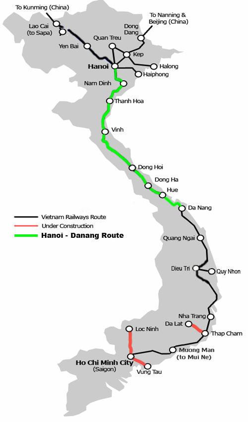HN-Danang-rail-map